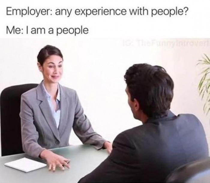I Am A Person...