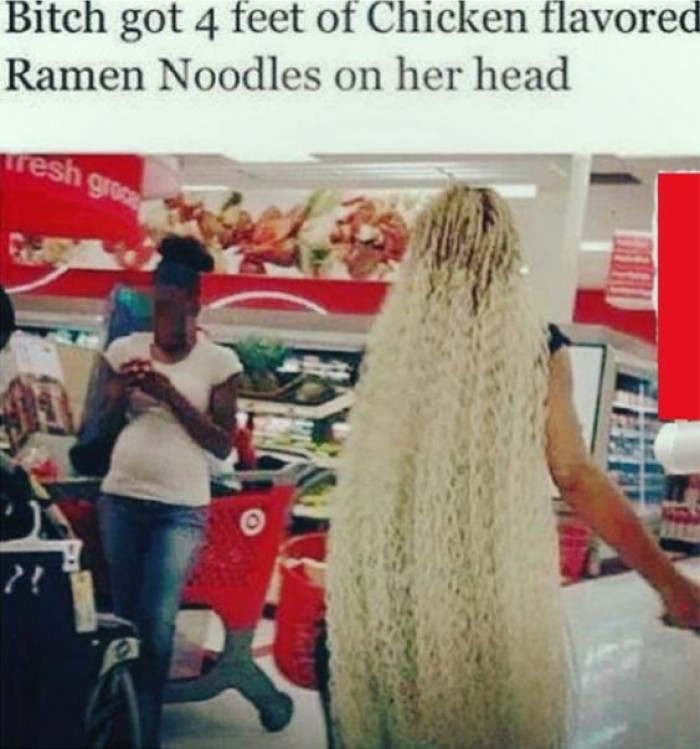 I Want The Noodle Style Please
