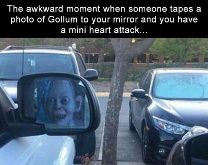 OMG This Would Kill Me