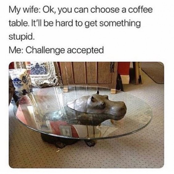 Stupid Challenge Accepted