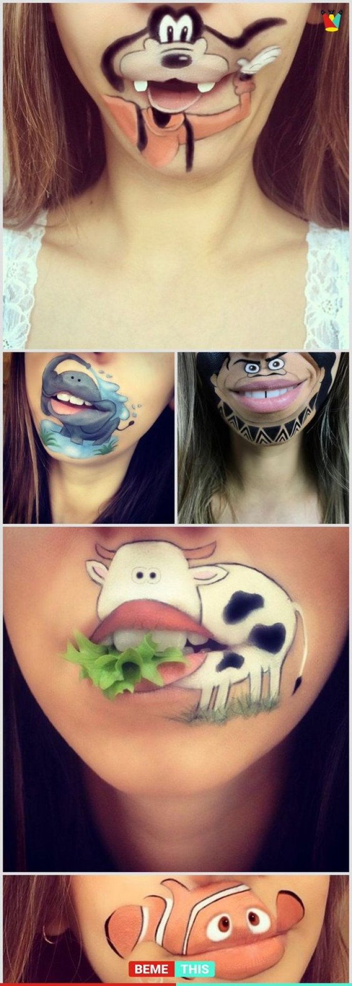 This Lip Art Will Blow Your Mind