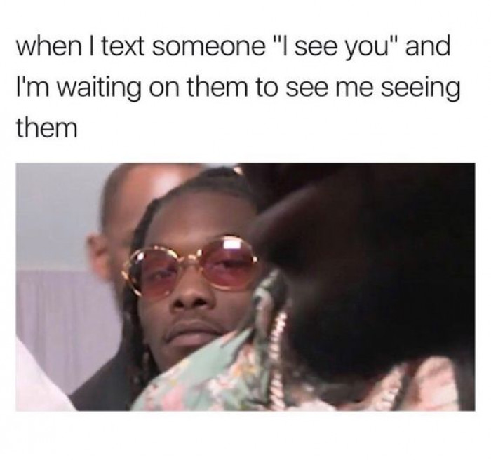 When You're Waiting To Be Noticed