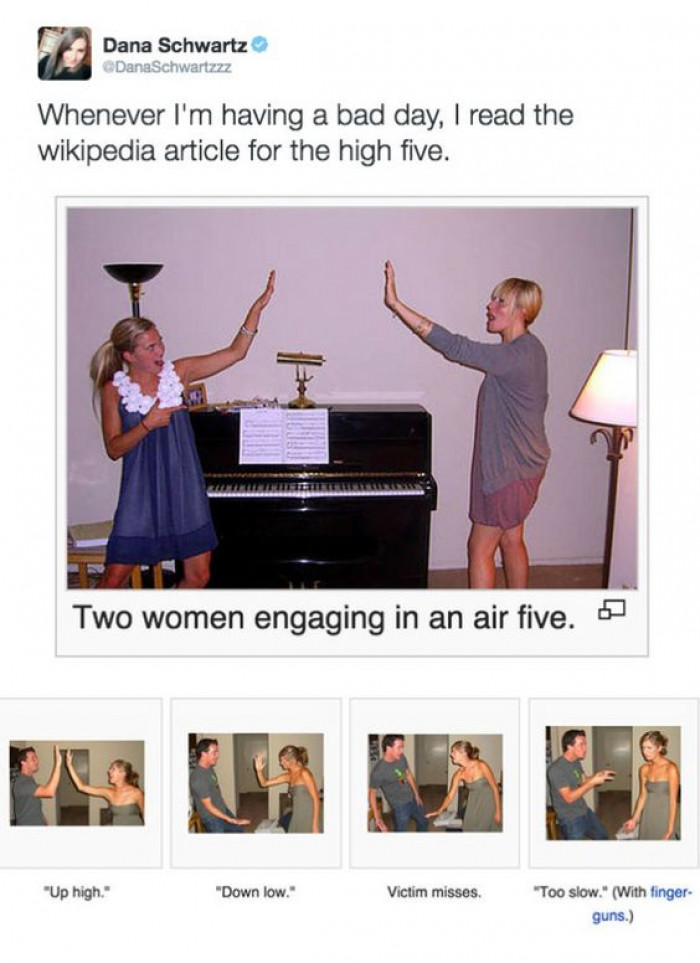Wikipedia Is Wonderful