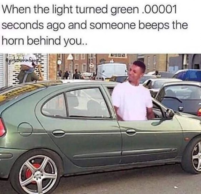 WTF You Beeping At?