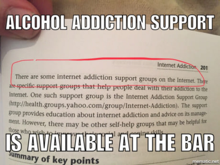 Found This In My addiction Textbook