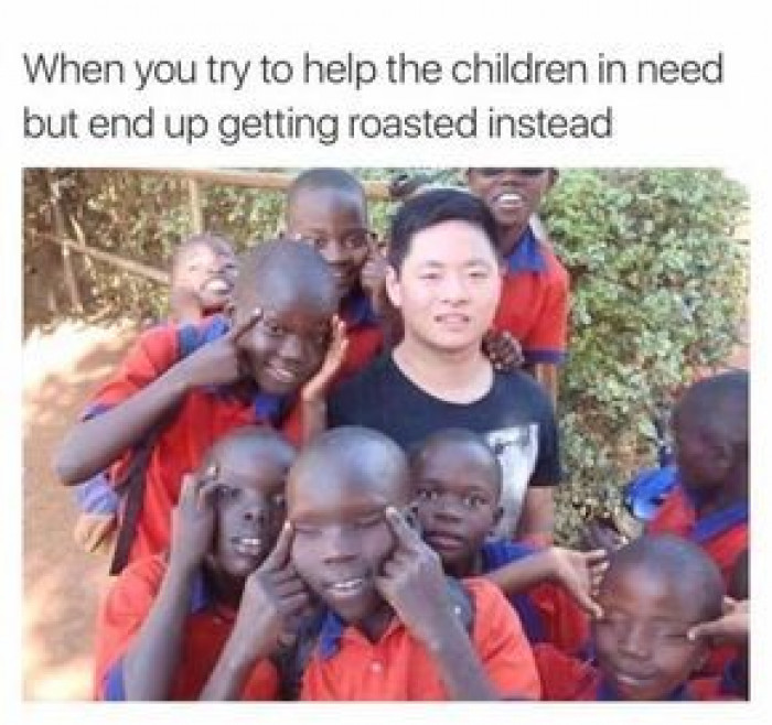 Getting Roasted