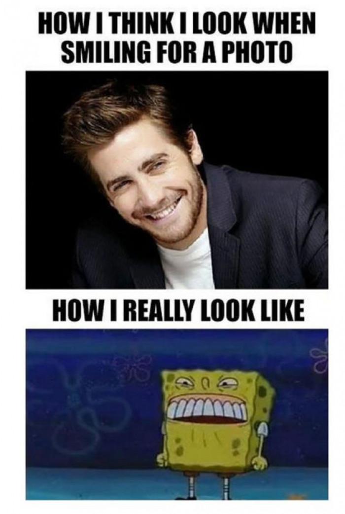 How I Really Look