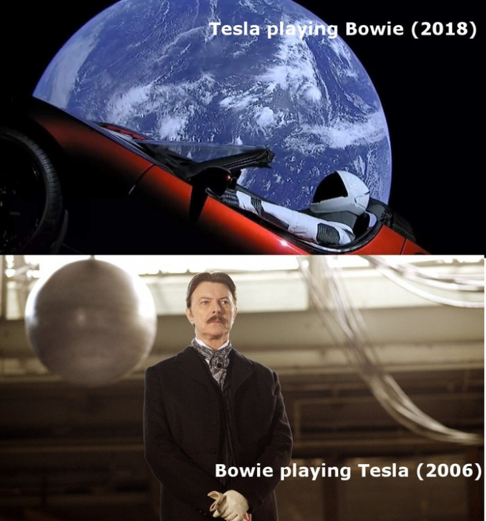 How The Tables Have Turned - Tesla Edition