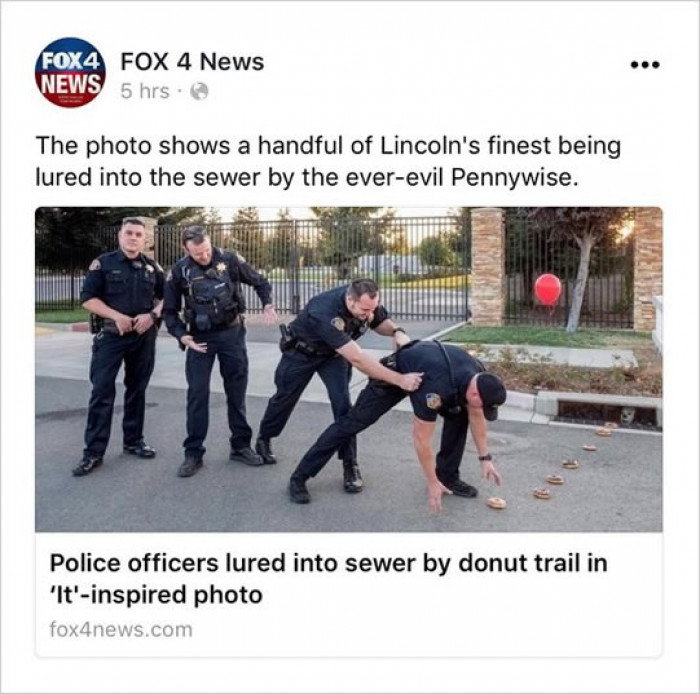 Keep Calm And Find Donuts