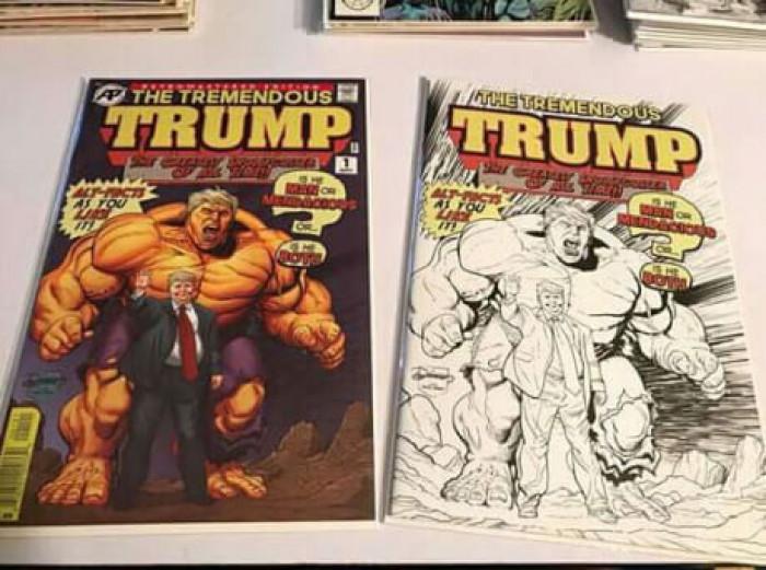 Make Comics Great Again