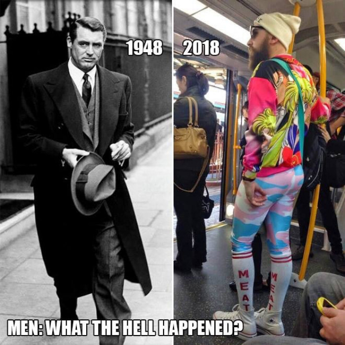Men, What The Hell Happened?