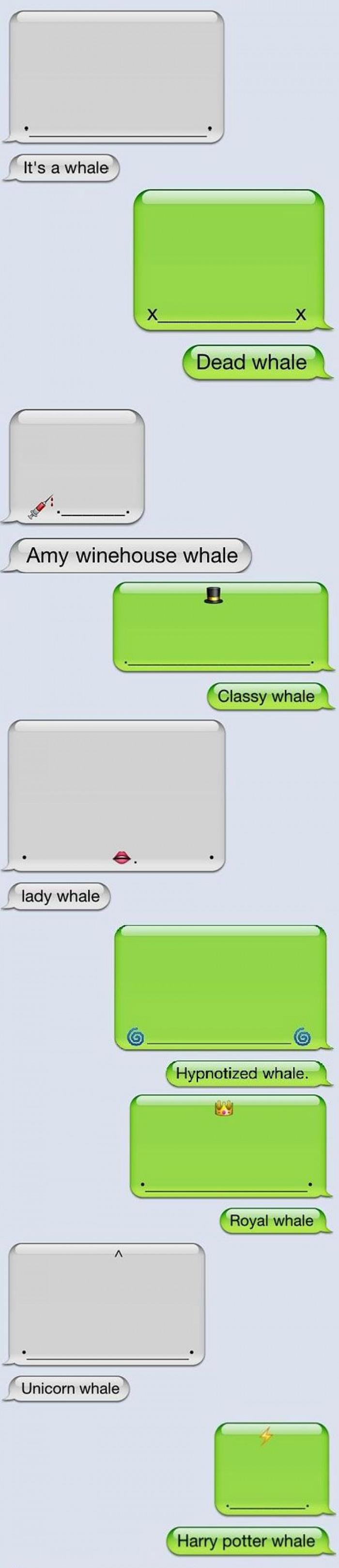 Modern Whale Art