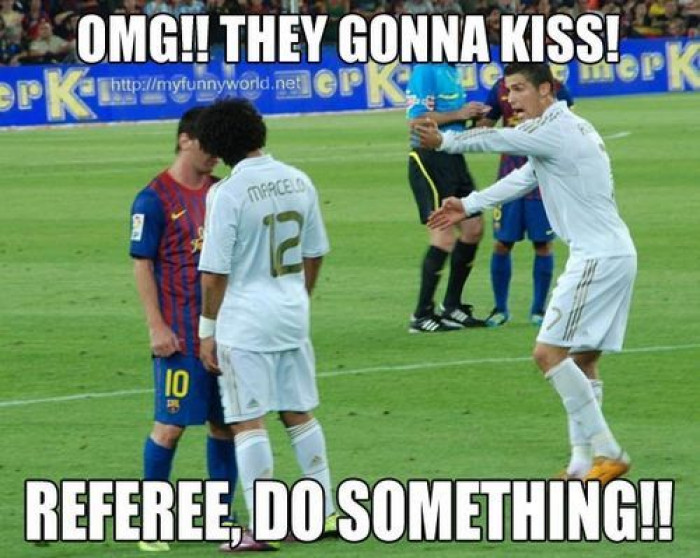 Referee Do Something