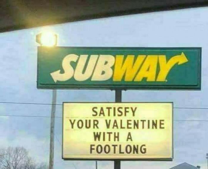 Subway Has It Right