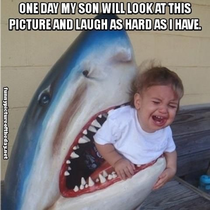 One Day We'll Laugh...