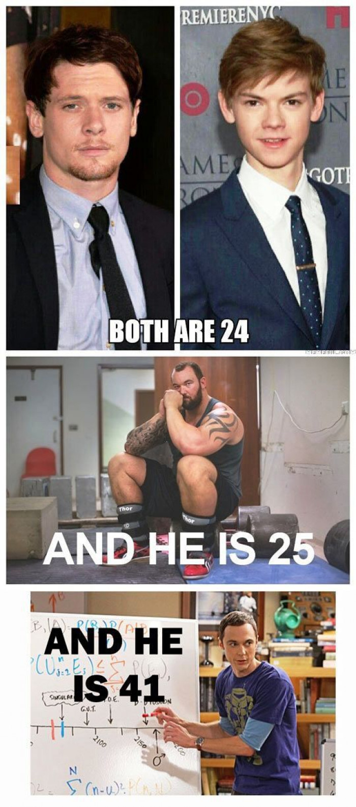 These Celebrity Ages Are Crazy!