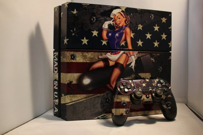 Add Some Merica On Your PS4