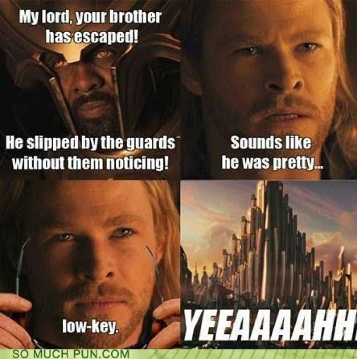 CSI: Asgard