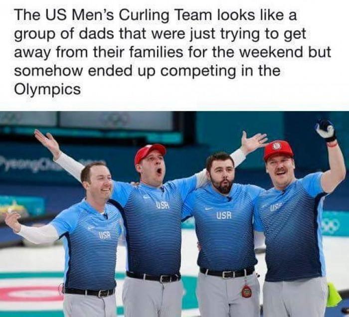 Curling Is Super Fun