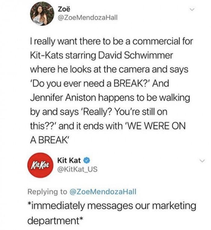 Do You Need A Break