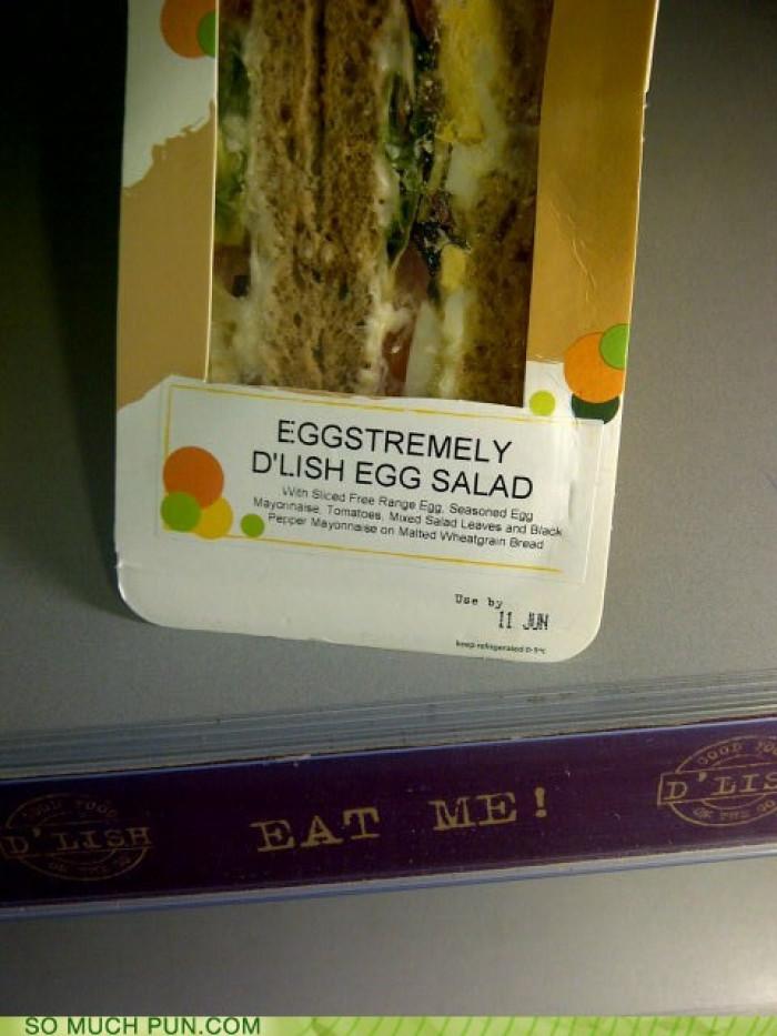 What An Eggsellent Yolk!