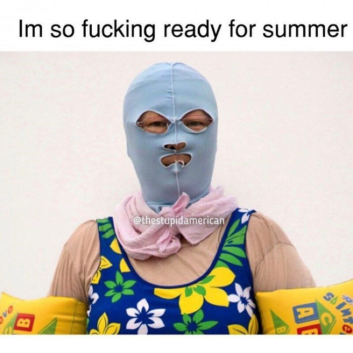 I Am So Ready For Summer