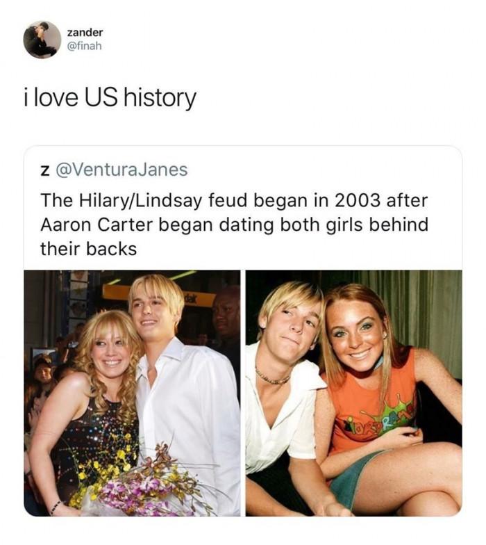 I Love US History