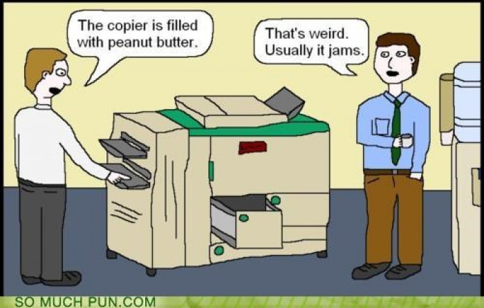It Better Fits the Endless Spreadsheets it Prints Out