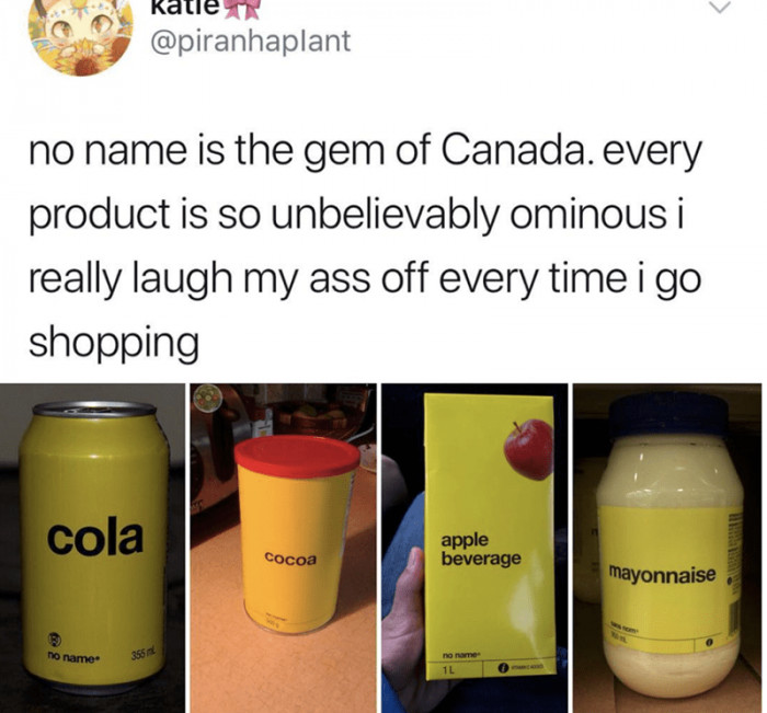 It Happens Only In Canada