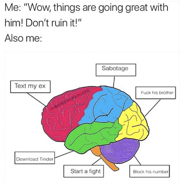 My Brain Is At Work