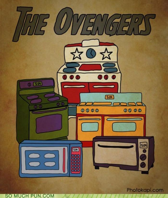 Ovengers, Assemble