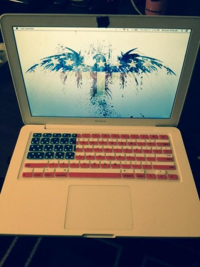 That Laptop's Skin