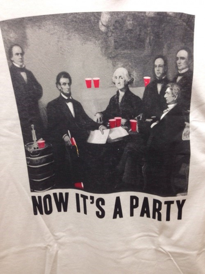 The Boston Natty Light Party