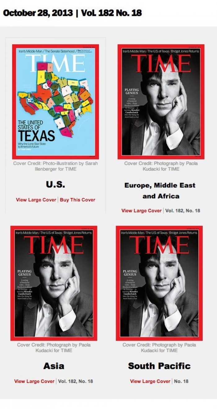Time Magazine Doesn't Know What We Like