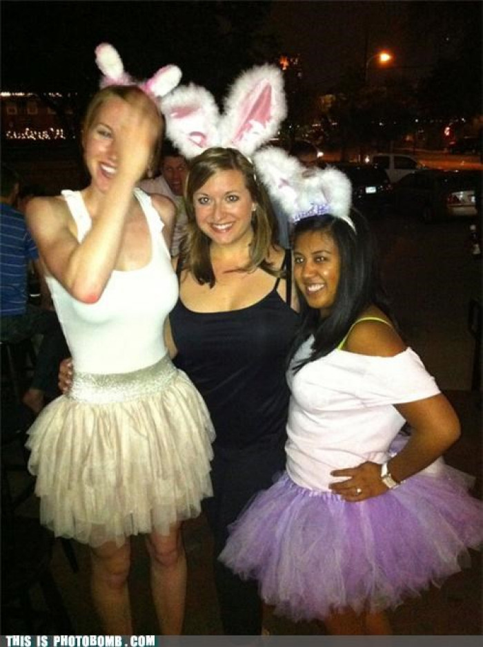 Well, They've Already Got Bunny Ears Covered