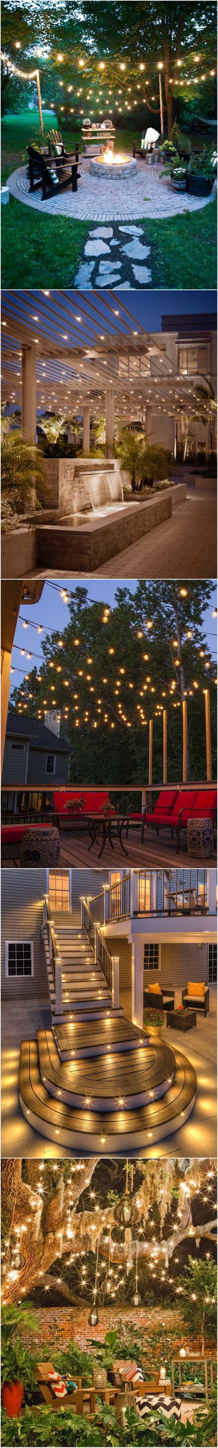 5 Photos For Amazing Outdoor Living