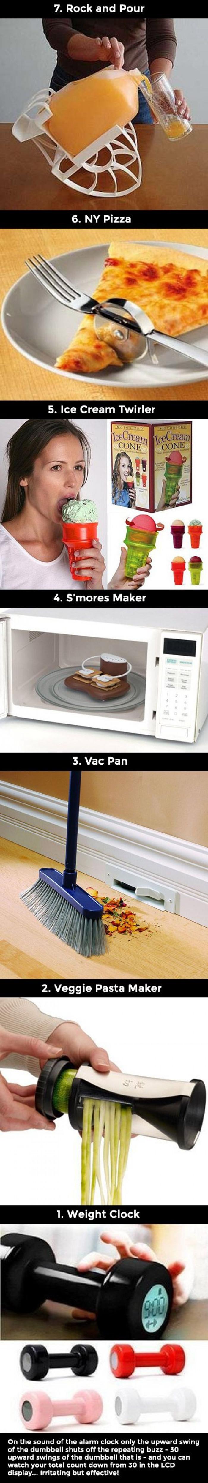 7 More Genius Inventions