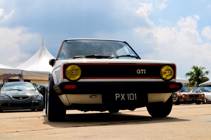 Any Mk1 Gti Fans Here?