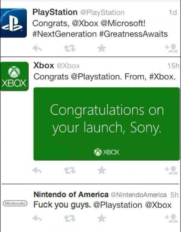 Congratulations @xbox...