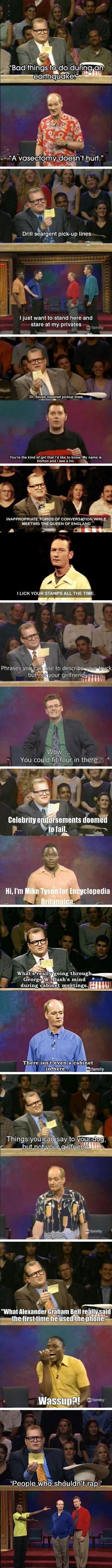 Brilliant Responses