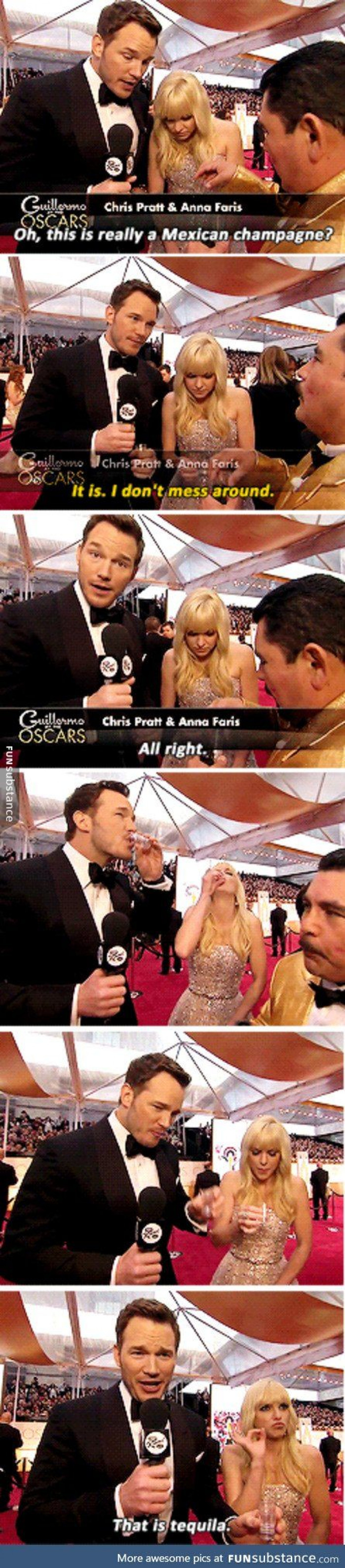 Chris Pratt Pranked