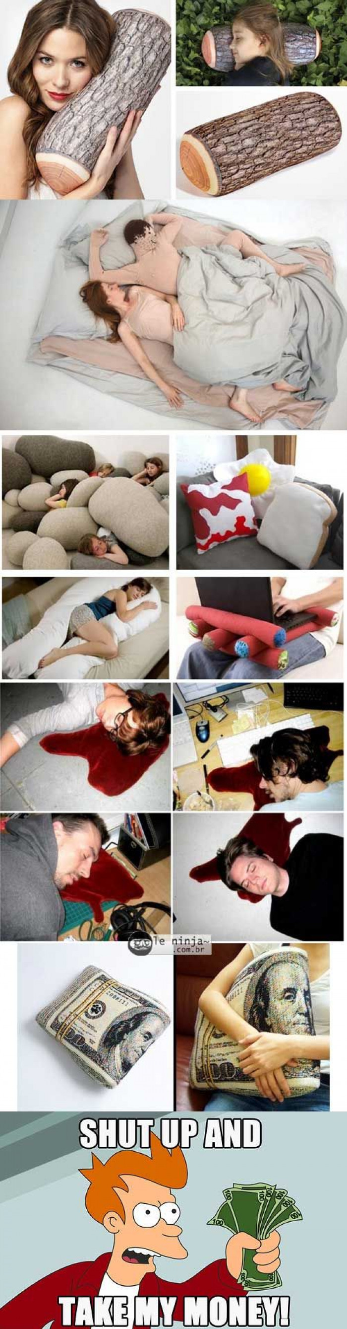 Genius Pillow Inventions