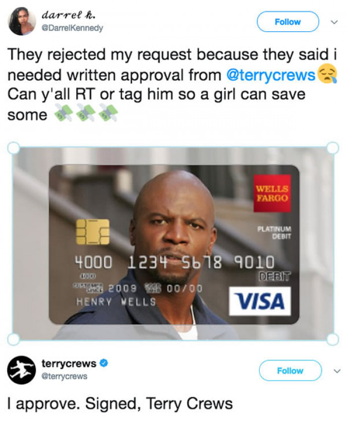 Terry Crews Is The Man