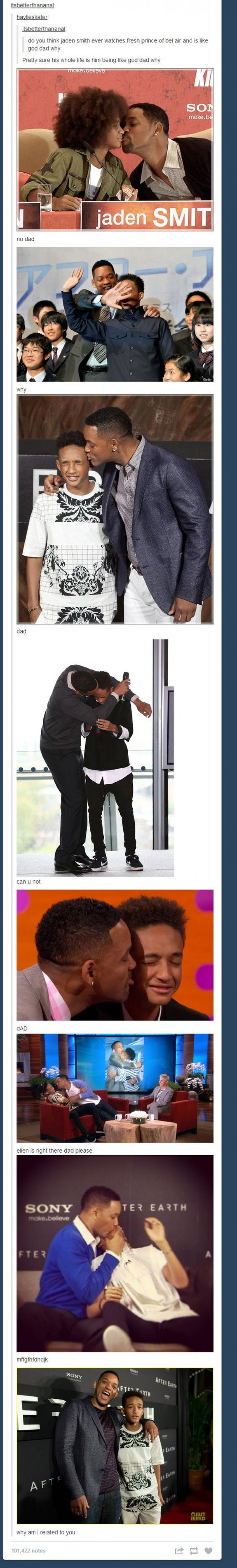 Will Smith, The Best Celebrity Dad