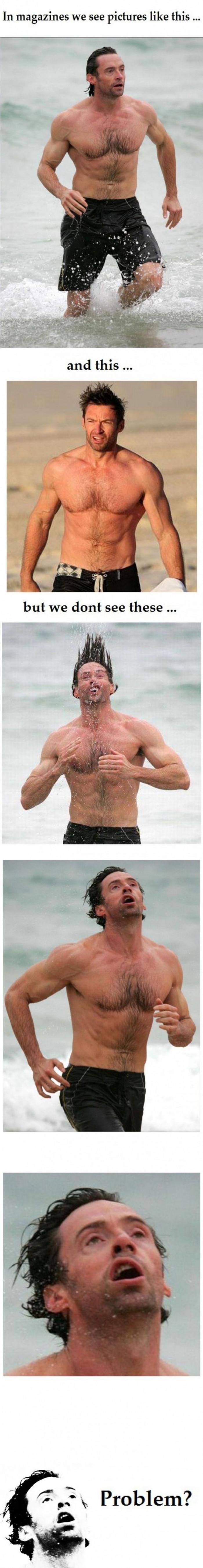 Wolverine Is Still Badass!