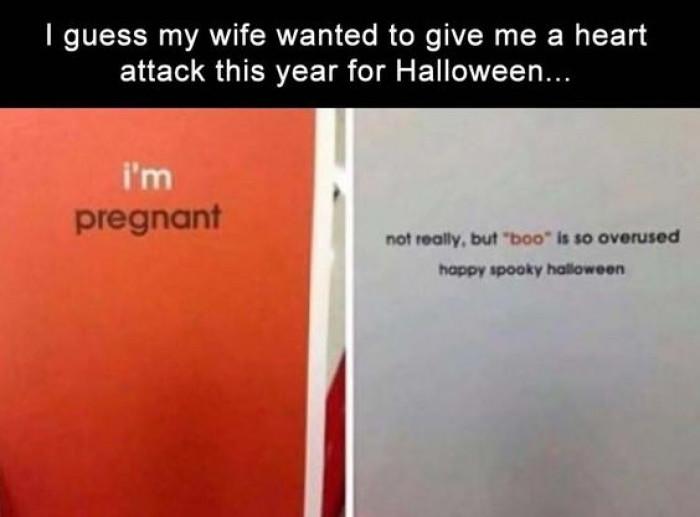 A Heart Attack Wasn't On My Halloween Wish List