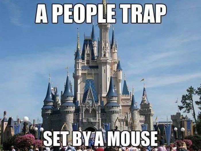 A people trap