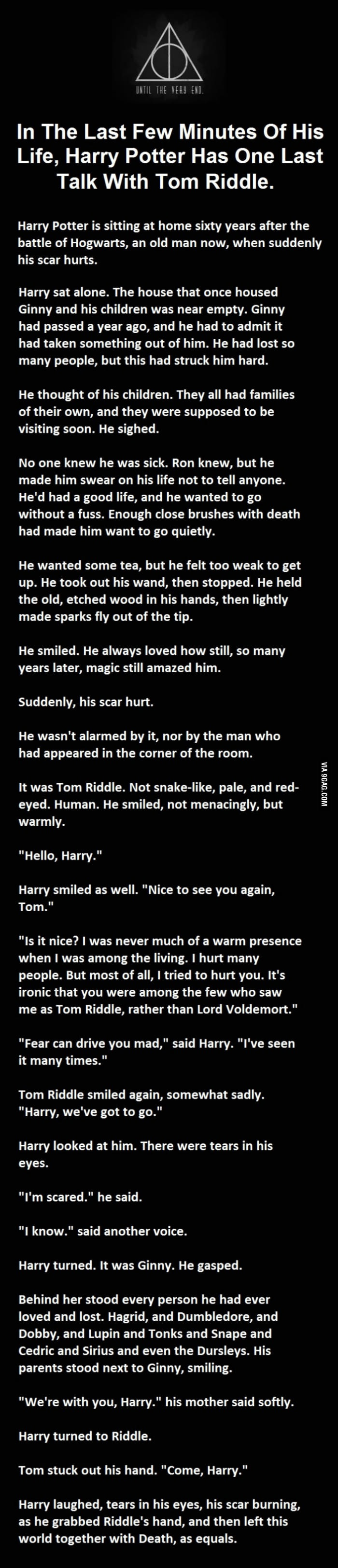 Are You Crying At The End Of This?
