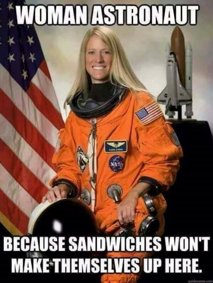 Because Sandwiches Won't Make Themselves...