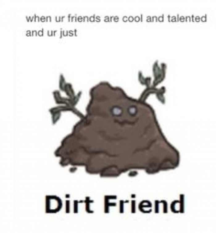 Dirt friend